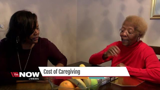 Families spend more on caring for aging parents, than raising kids