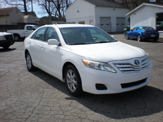 Used 2011 Toyota Camry Base 6-Spd AT for Sale in Lafayette IN 47904 Best Buy Motors