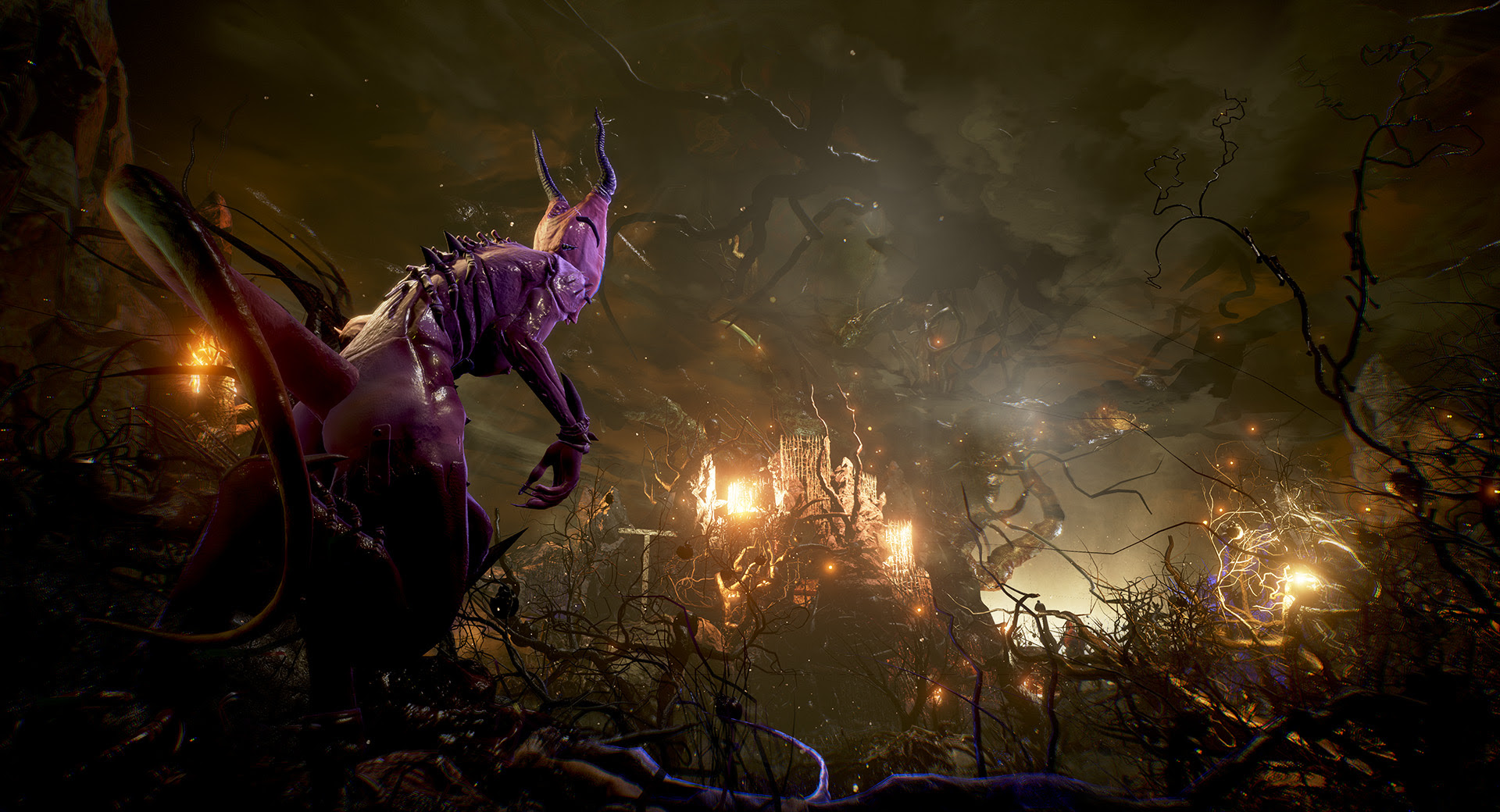 Agony and its imaginative nudity-filled hell descends upon us in late May screenshot