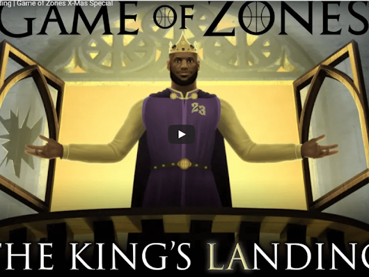 Game of Zones NBA X-Mas Special