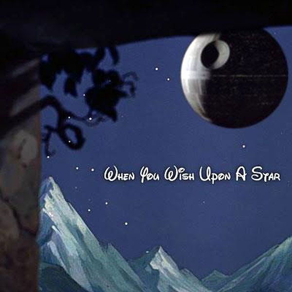 When You Wish Upon A (Death) Star...
