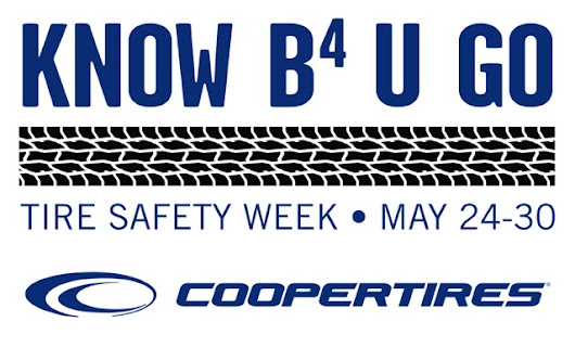 Cooper Partners with Pro Driver for National Tire Safety Week