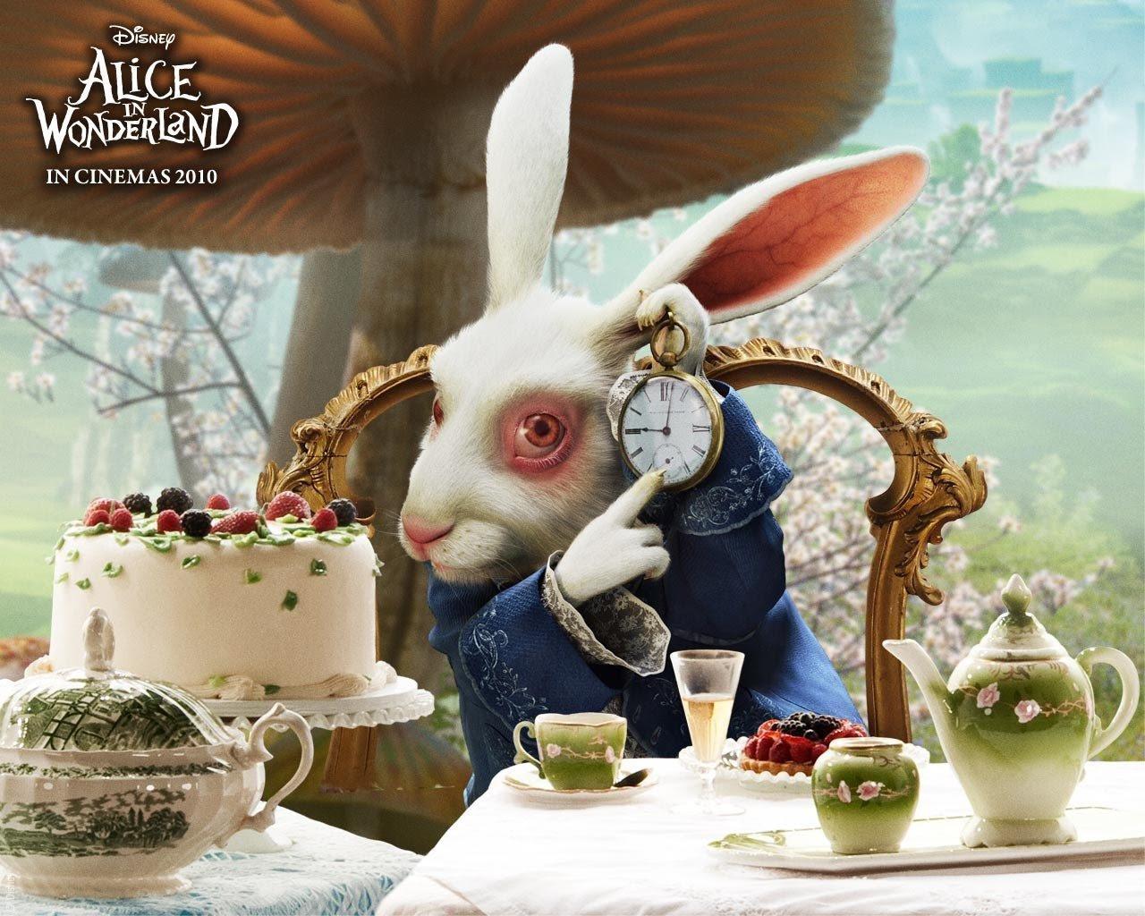 Alice In Wonderland Wallpaper Tim Burton Wallpaper 18698663