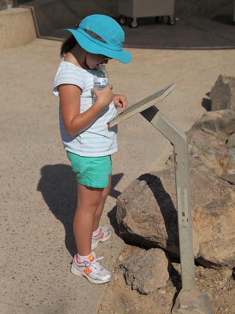 Graci at Desert Museum 20130614