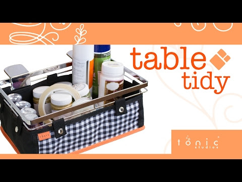 The Table Tidy from Tonic