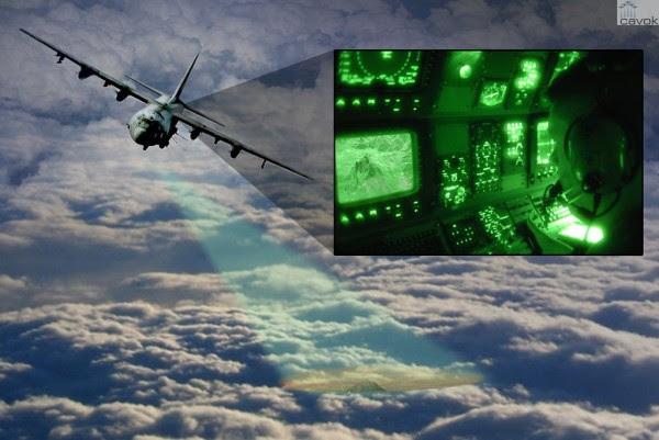 Ilustración que muestra el uso de la meta de DARPA. (Foto: DARPA)