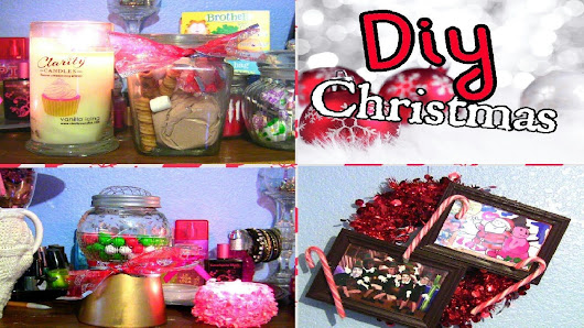 5 DIY Christmas Gifts - Ideas For Those On A Budget - The Jucktion