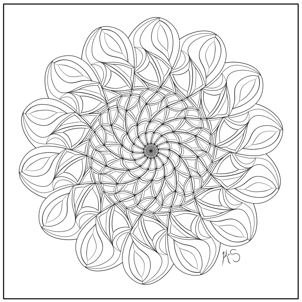 Relaxing Coloring Pages Coloring Pages