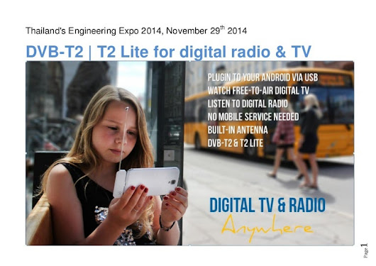 DVB-T2 Lite for Digital Radio by Kenneth Wenzel