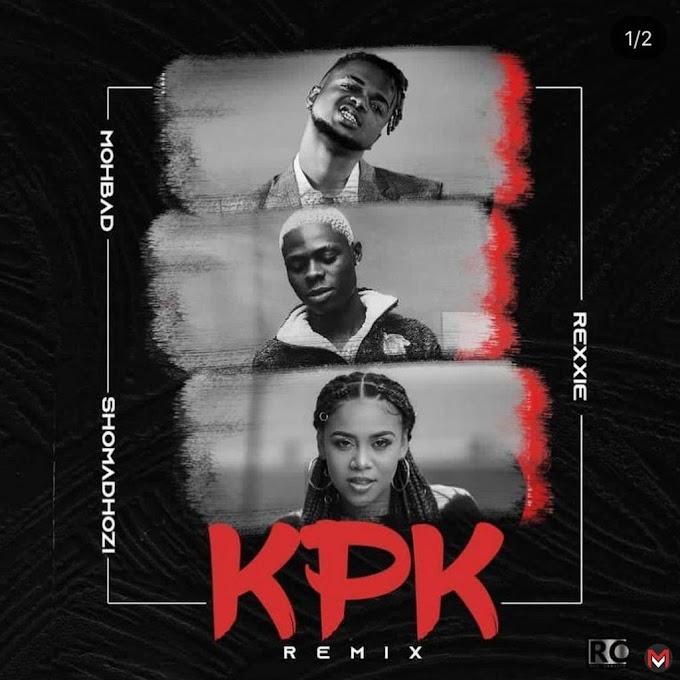 [Mp3] Rexxie ft. MohBad &. Sho Madjozi – KPK (Ko Por Ke) (Remix)