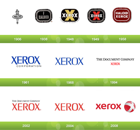Logos of the world