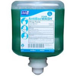 Deb Ant1l Hand Cleaner, 1 Liter Cartridge, Case Of 6