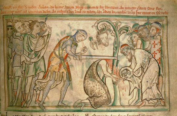 The Martyrdom of St. Alban