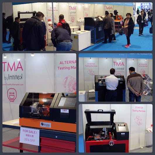 INTITEK TMA IN AUTOMECHANIKA SHANGHAI, AN ATTENDANCE WITH A PROMISING FUTURE