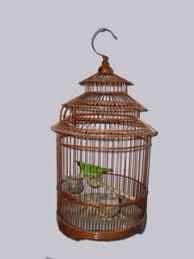 taman bambu nusantara: aneka desain/dekorasi sangkar
