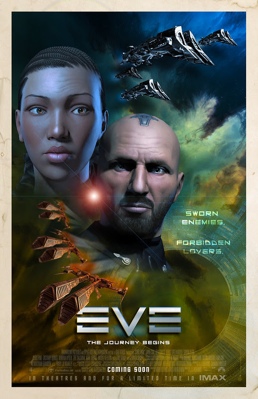 EVE The Movie Poster