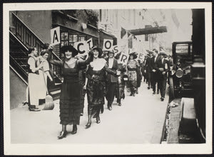 Actors: Strikes: 1919 Digital ID: 57546. New York Public Library