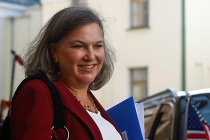Захарова оценила переговоры с Нуланд