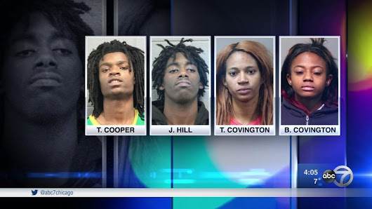 Judge denies bail for 4 Chicago Facebook Live torture suspects |