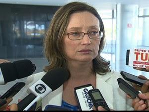 Maria do Rosário (GloboNews)  (Foto: Reprodução Globo News)