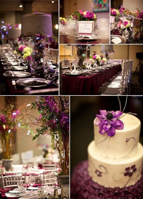 120 best images about Plum Wedding on Pinterest   Wedding