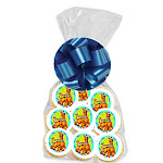 Cakesupplyshop 12Pack Scooby Doo Decorated Party Favor Cookies