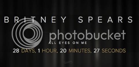 countdown sul sito di britney: tra 28 giorni il nuovo singolo
