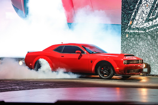 New 2018 Dodge Challenger SRT Demon Details Revealed - Motor Trend