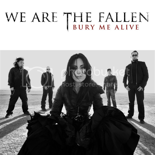 Carly Smithson We Are The Fallen