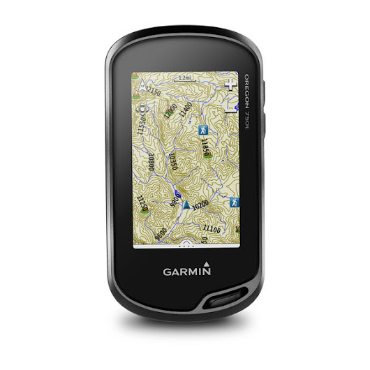 Garmin Oregon® 750t : Whether you're hiking, hunting, climbing, kayaking, trail riding or whatever, this rugged GPS navigator is ready for anything.