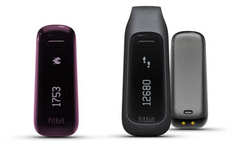 Fitbit One Wireless Activity + Sleep Tracker Product Shot