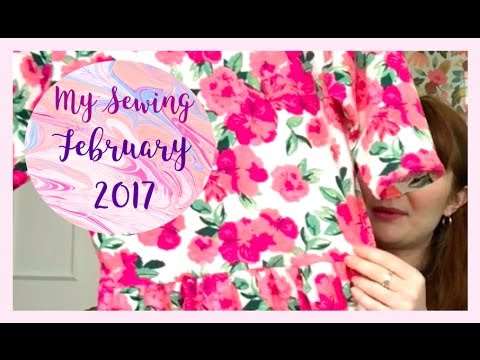 My Sewing February 2017: Paola and Moneta hacks