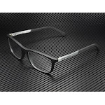 EMPORIO ARMANI EA3069 5063 Black Rubber Demo Lens 55 mm Men's Eyeglasses