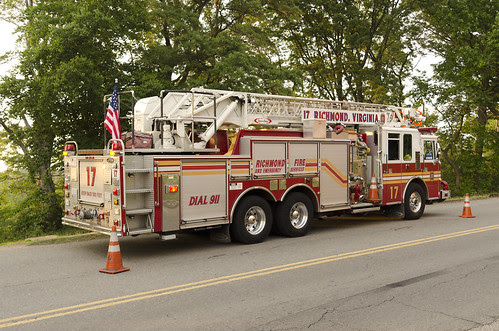 Richmond Fire Dept 24mm 2 by tvnewsbadge