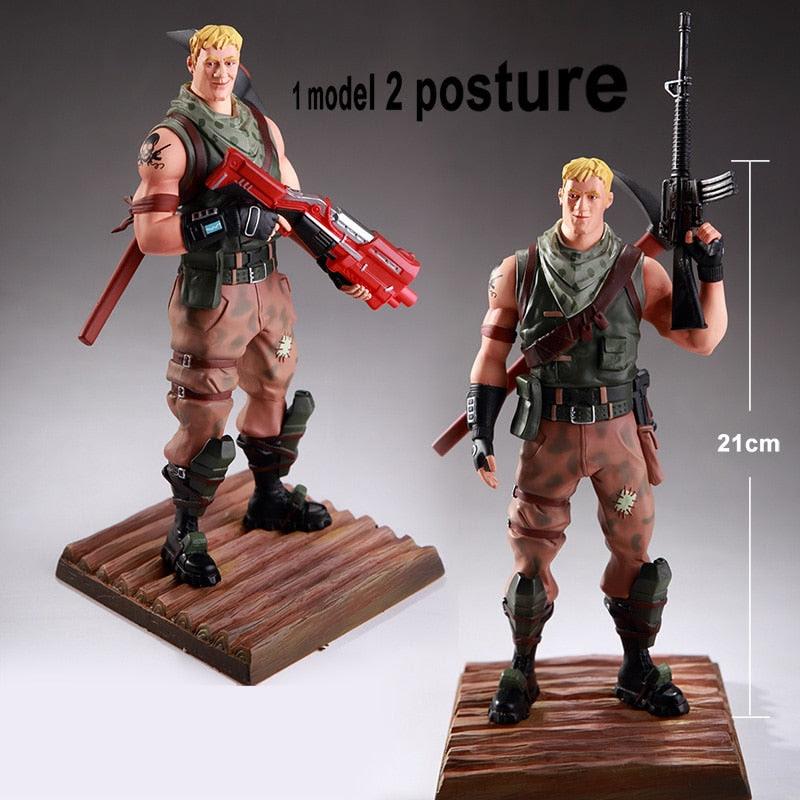 Fortnite Jonesy Default Collectible Toy Fortnite Worldwide - fortnite jonesy default collectible toy