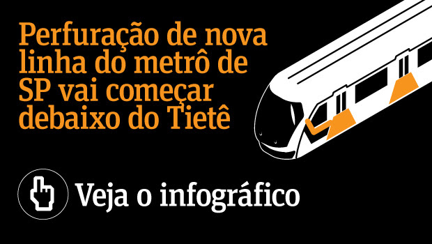 metrô laranja 6
