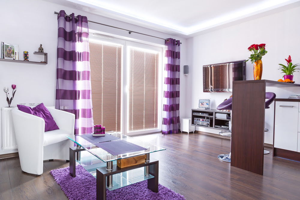 purple room home decor ideas - Interior Design Ideas