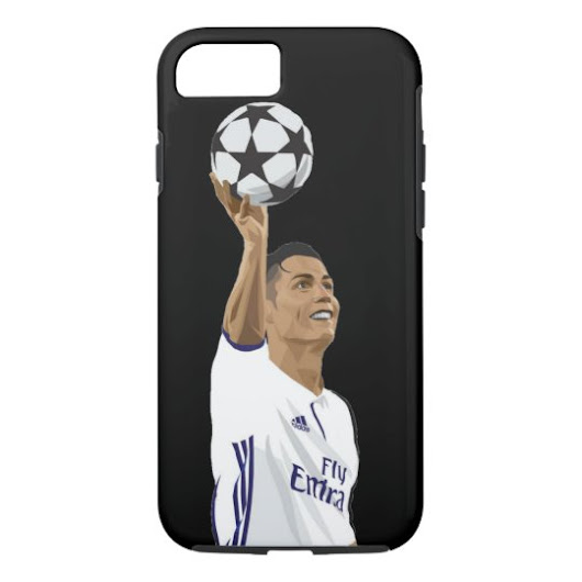 CR7 Iphone 7 case