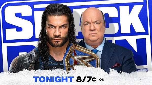 Watch WWE Smackdown Live 2/26/21 February 26th 2021 Online Full Show Free