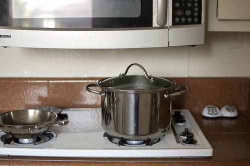 pot + pan