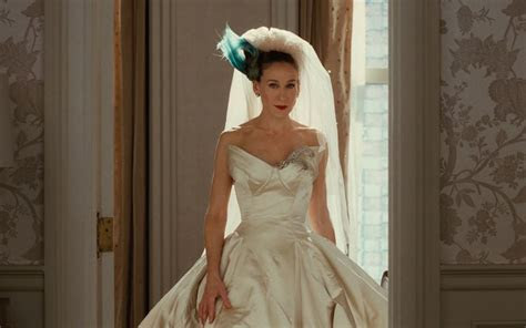 Vivienne Westwood Bridal Dress ? Sex and the City (2008) Movie