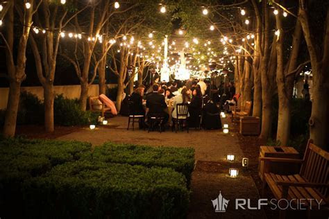 Marie Gabrielle Restaurant and Garden   Downtown Dallas