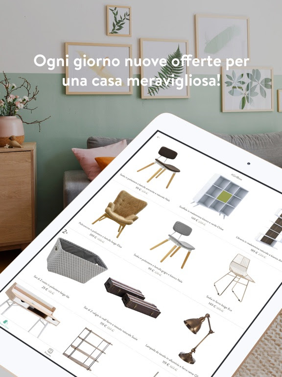 Westwing - Home & Living si aggiorna alla vers 1.90.0