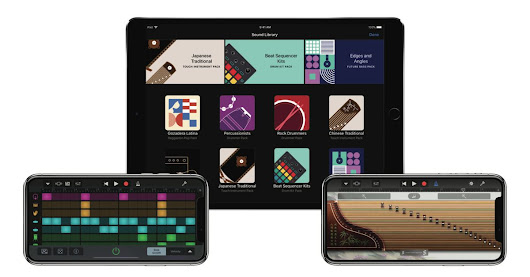 GarageBand's new update includes 1,000 new loops and makes Artist Lessons free
