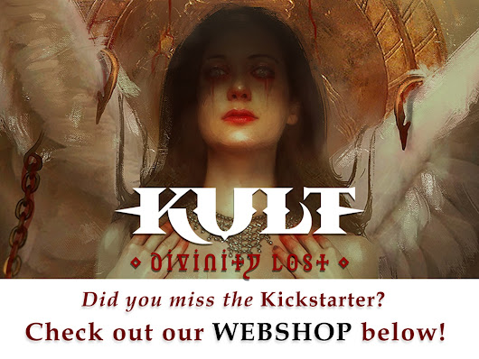 KULT: Divinity Lost - Horror Roleplaying Game (RPG) by Helmgast AB —  Kickstarter