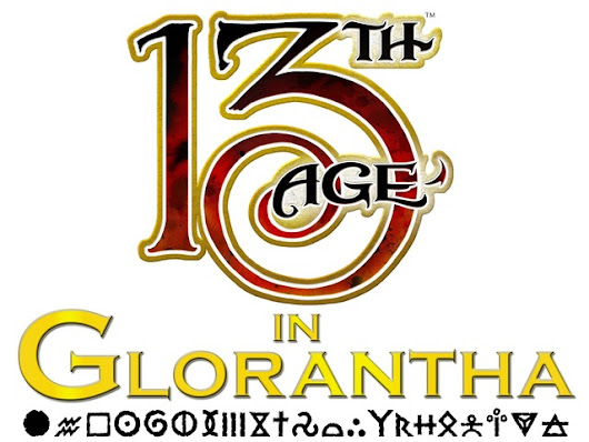 13th Age in Glorantha