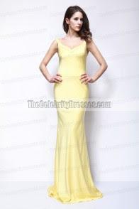 Designer evening dress replica