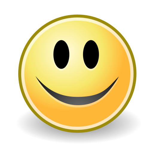 Fil:Face-smile.svg