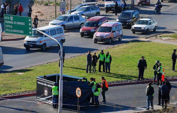 Detuvieron a camionero pampeano por un siniestro vial