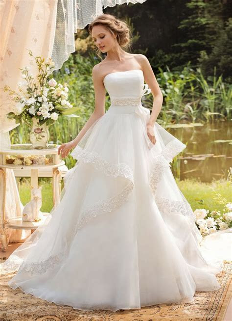 Wedding Dresses by Papilio 2014   Belle The Magazine